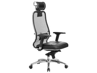Bürostuhl SL-3.04 SAMURAI schwarz