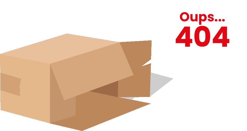 Box oops error 404